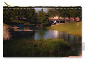 Gene Leahy Mall In Full Glory Carry-all Pouch
