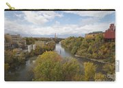 Genesee River Carry-all Pouch