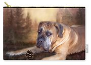 Gentle Ben Carry-all Pouch by Carol Cavalaris