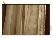 Gentle Breeze In Sepia Carry-all Pouch