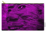 Gentle Giant In Purple Carry-all Pouch