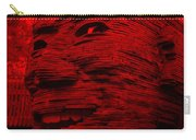 Gentle Giant In Red Carry-all Pouch