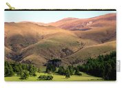 Gentle Rolling Hills Carry-all Pouch