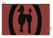 Geo Poodle Carry-all Pouch