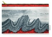 Geologic Crumpling Carry-all Pouch