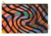Geometrical Colors And Shapes 2 Carry-all Pouch