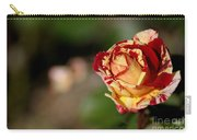 George Burns Rose Carry-all Pouch