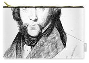 George Cruikshank (1792-1878) Carry-all Pouch by Granger