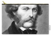George Henry Lewes, English Philosopher Carry-all Pouch
