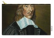 George Herbert (1593-1633) Carry-all Pouch