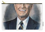 George H.w. Bush (1924-    ) Carry-all Pouch