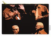 George Jones Concert Collage Carry-all Pouch