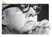 George Meany (1894-1980) Carry-all Pouch