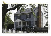 George Peers House Appomattox Virginia Carry-all Pouch