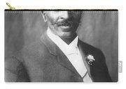 George W. Carver, African-american Carry-all Pouch