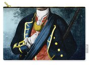 George Washington, Virginia Colonel Carry-all Pouch by Photo Researchers, Inc.