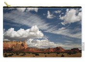 Georgia O'keeffe's Ghost Ranch Carry-all Pouch