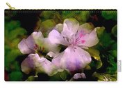 Geranium 8 Carry-all Pouch