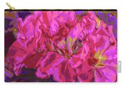 Geranium Pop Carry-all Pouch