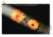 Gerber Daisy Unveiled Carry-all Pouch