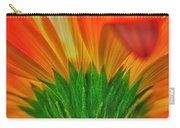 Gerbera Explosion Carry-all Pouch