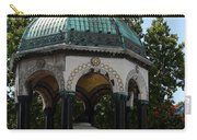 German Fountain - Istanbul Carry-all Pouch