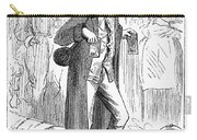 German Immigrant, 1871 Carry-all Pouch
