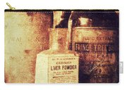 German Liver Powder Carry-all Pouch