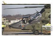 German Tiger Eurocopter At Fritzlar Carry-all Pouch