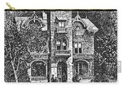 Germantown Villa, C1876 Carry-all Pouch