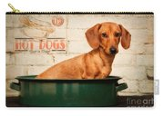 Get Your Hot Dogs Carry-all Pouch