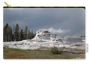 Geyser In Yellowstone Carry-all Pouch