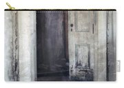 Ghost Girl In Hall Carry-all Pouch by Jill Battaglia