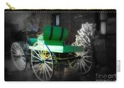 Ghost Rider  Carry-all Pouch by Susanne Van Hulst