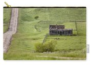 Ghost Town Galilee Saskatchewan Carry-all Pouch