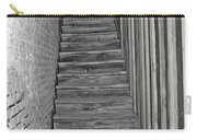 Ghost Town Stairs Bodie California Carry-all Pouch