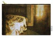 Ghostly Figure In Hallway Carry-all Pouch by Jill Battaglia