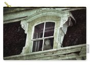 Ghostly Girl In Upstairs Window Carry-all Pouch by Jill Battaglia