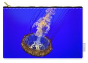 Ghostly Jellyfish Carry-all Pouch