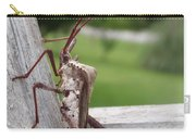 Giant Assassin Bug Carry-all Pouch