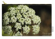 Giant Buckwheat Flower Carry-all Pouch