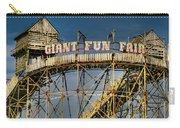 Giant Fun Fair Carry-all Pouch by Adrian Evans