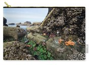 Giant Green Sea Anemone Anthopleura Carry-all Pouch