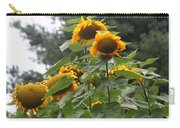 Giant Sunflowers Carry-all Pouch