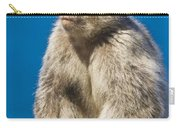 Gibraltar Barbary Macaque Macaca Carry-all Pouch