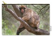 Gibraltar Barbary Macaque Carry-all Pouch