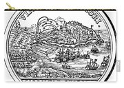 Gibraltar: Medal, 1727 Carry-all Pouch
