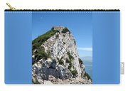 Gibraltar's Moorish Castle Carry-all Pouch