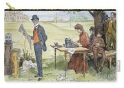 Gibson Art, 1903 Carry-all Pouch