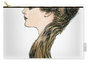 Gibson Girl, 1903 Carry-all Pouch
